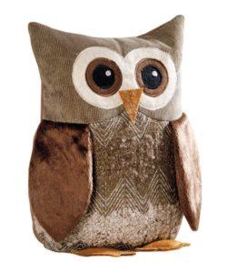 Cute Owl Doorstop