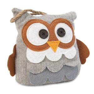 Fun And Practical Owl Door Stop